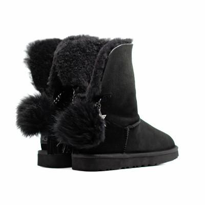 Classic Charm Boot Black купить недорого на beinkeds.ru