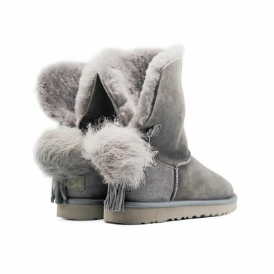 Classic Charm Boot Grey купить недорого на beinkeds.ru