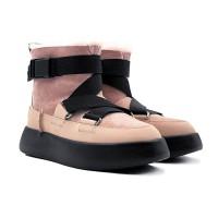 UGG Boom Buckle Boot - Pink Crystal