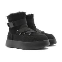 UGG Boom Buckle Boot - Black